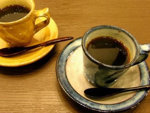 15 2 26 大和屋さん あしび 6 コーヒー
