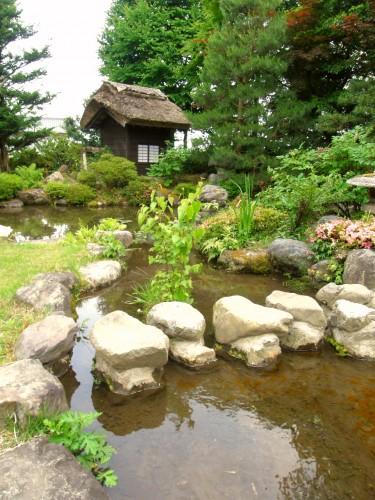 15 6 17 そば みさと 庭園