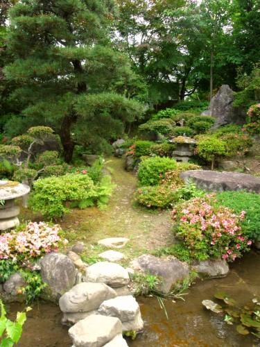 15 6 17 そば みさと 庭園 2