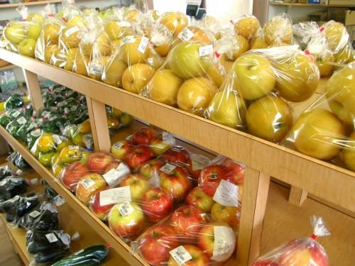 15 9 19 物産センター 梨 リンゴ