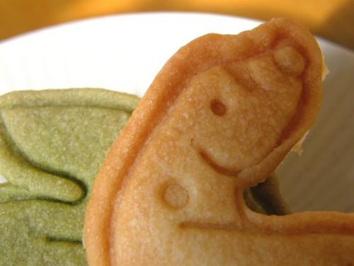 17 3 4 クッキー お蚕 3